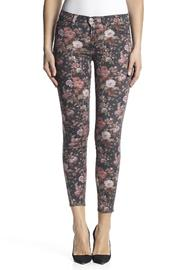 Hudson Jeans Nico Skinny Ruby-Rosebud - Front cropped