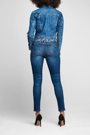 Hudson Jeans Nico Skinny Unfamed - Product Mini Image
