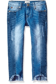 Hudson Jeans Redone Ankle Skinny - Front cropped