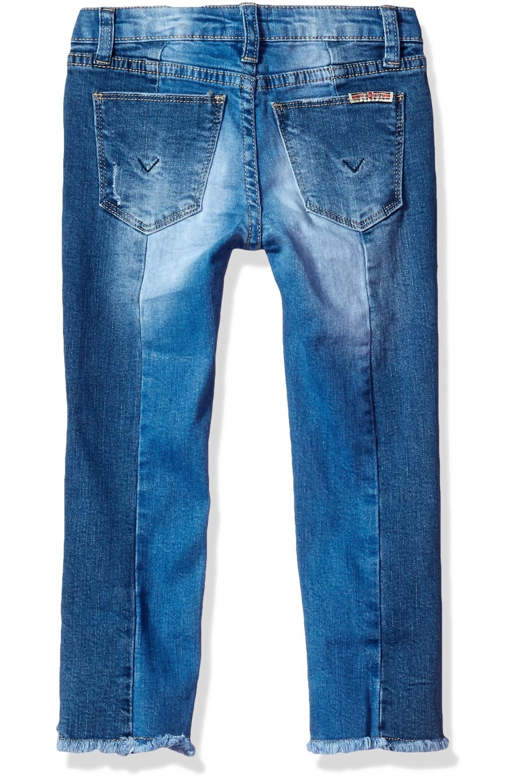 Hudson Jeans Redone Ankle Skinny - Front Full Image