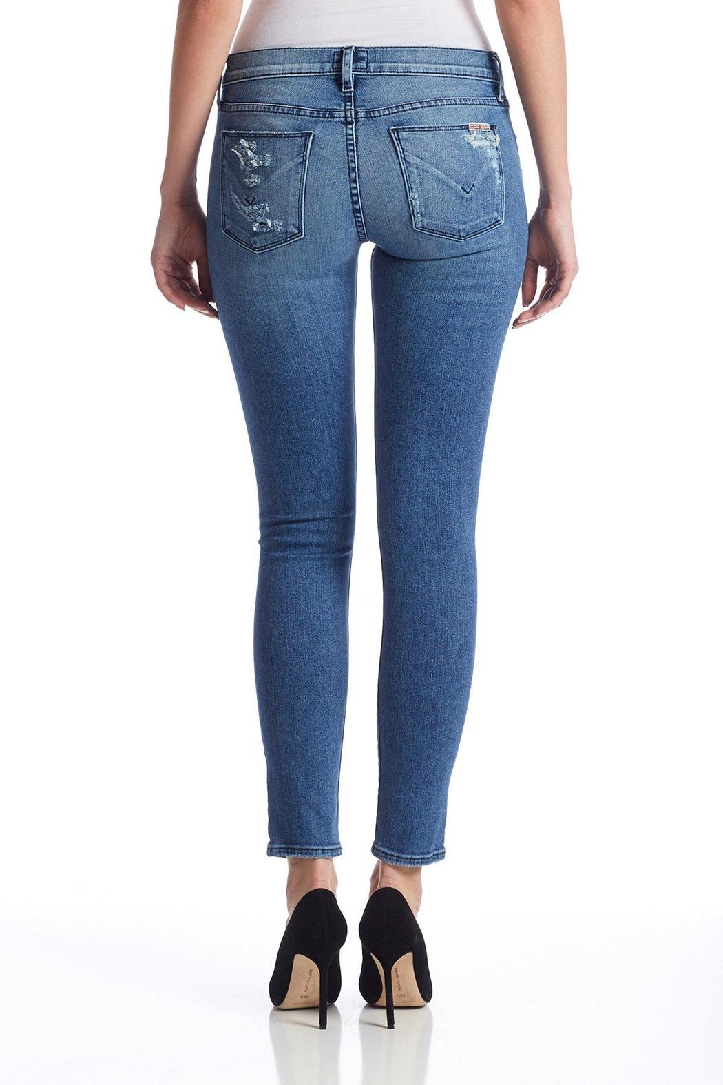 Hudson Jeans Ripped Super Skinny Jeans From Texas By Red