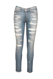Hudson Jeans Roe Ankle Skinny Jean - Front cropped