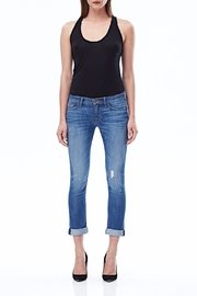Hudson Jeans Tally Crop Skinny Jean - Product Mini Image