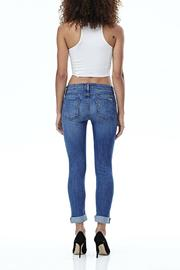Hudson Jeans Tally Skinny Crop Encounter - Back cropped