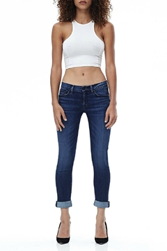 Hudson Jeans Tally Skinny Crop Jean - Product List Image