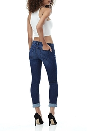 Hudson Jeans Tally Skinny Crop Jean - Front cropped