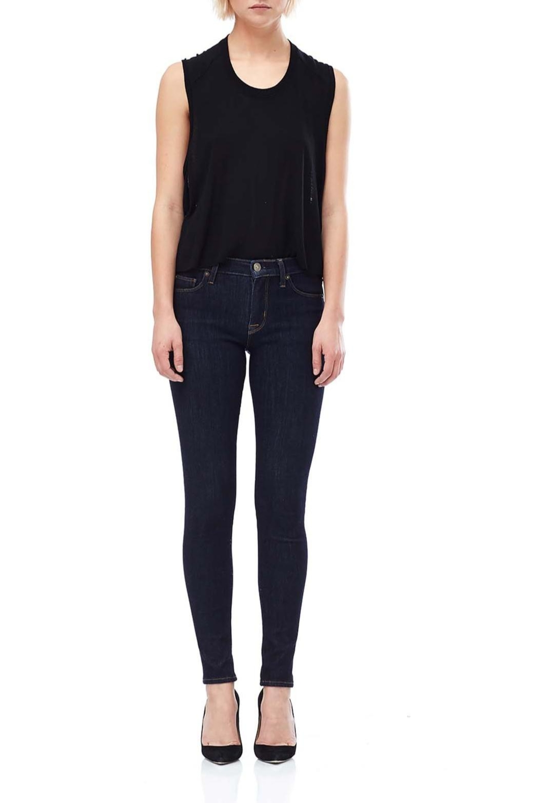Hudson Jeans Timeless Essential Skinny Jeans - Main Image