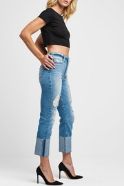 Hudson Jeans Zoeey Stright Jeans - Front full body