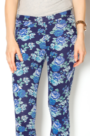 HUE Floral Print Jegging - Other