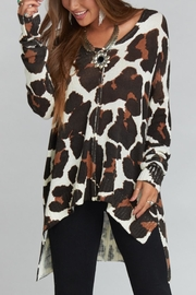 Show Me Your Mumu Hug Me Sweater - Front cropped
