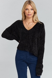 Show Me Your Mumu Black Sweater - Product Mini Image