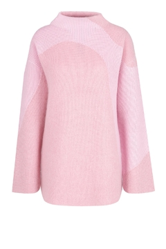 HUGO BOSS Fostanza Pink Sweater - Product List Image
