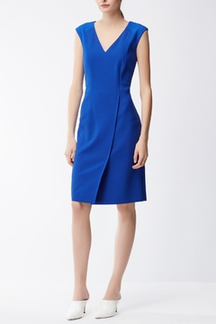 HUGO BOSS V-Neck Dress - Product List Image