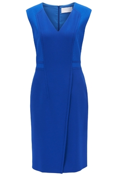 HUGO BOSS V-Neck Dress - Alternate List Image