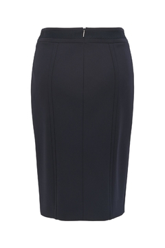 HUGO BOSS Wrap Pencil Skirt - Alternate List Image