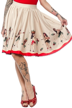 Sourpuss Hula Gals Skirt - Product List Image