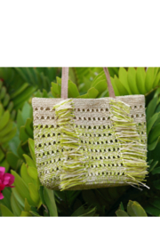Muche et Muchette Hula Mini Straw Bag - Product Mini Image
