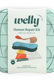 Welly Human Repair Kit - FIRST AID TRAVEL KIT - Product Mini Image