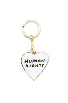 The Found Human Rights Keychain - Alternate List Image