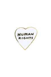The Found Human Rights Pin - Product Mini Image