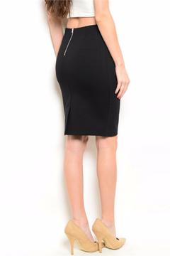 Shoptiques Product: Chained Pencil Skirt