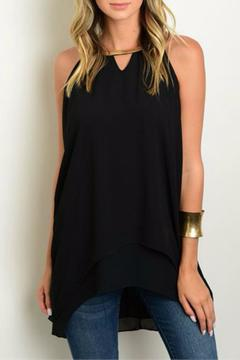 Solution Gold Chain Tunic - Product List Image