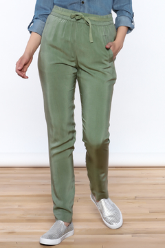 Shoptiques Product: Bamboo Brilliant Grass Pant