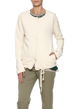 Humanoid French Terry Drawstring Jacket - Product List Image