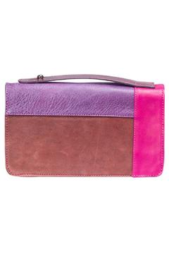 HUMAWACA Frank Leather Clutch - Product List Image