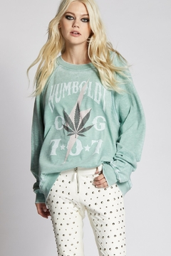 Recycled Karma Humboldt Weed Cozy Pullover - Product List Image