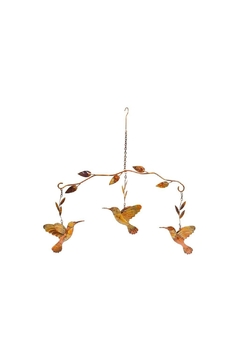 Shoptiques Product: Hummingbird Hanging Mobile