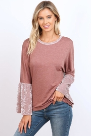 hummingbird Jordyn Top - Product Mini Image
