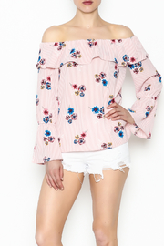 hummingbird Ots Top - Front cropped