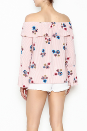 hummingbird Ots Top - Back cropped