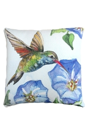 Sally Eckman Roberts Hummingbird Pillow - Product Mini Image
