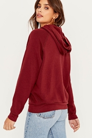 Project Social T Hungover/Happy Hour Reversible Hoodie - Side cropped