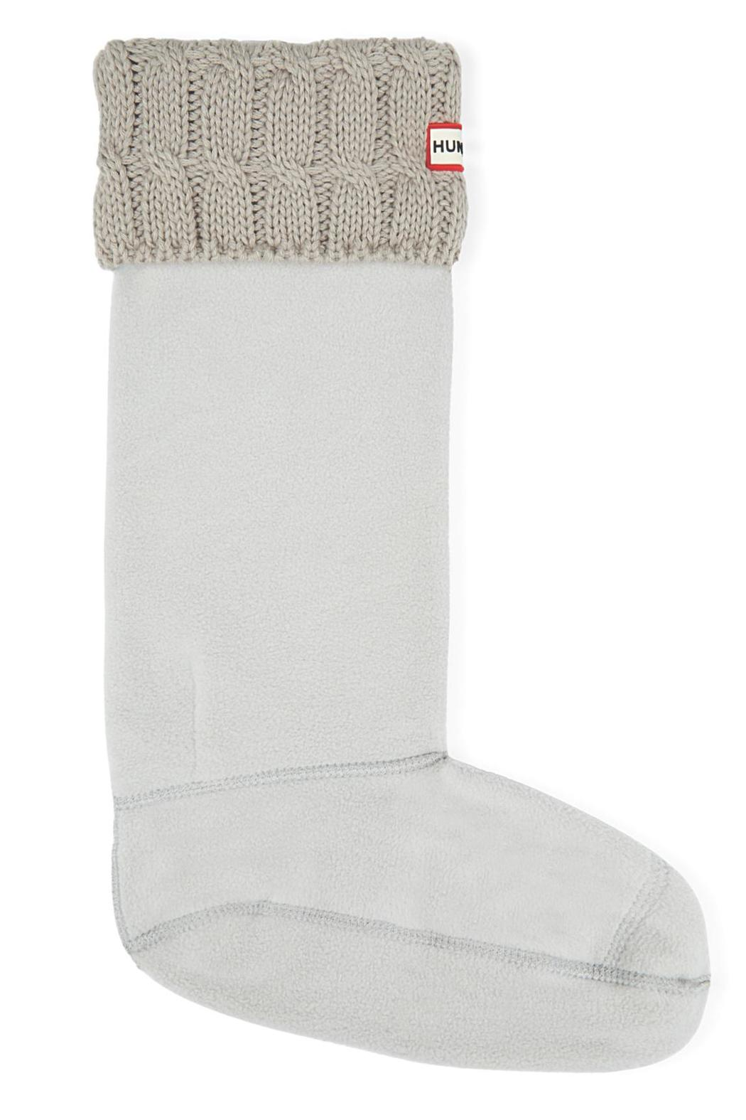 Welly Cable Sock