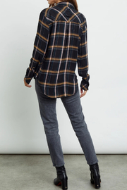 Rails Clothing Hunter Button Down - Side cropped