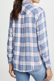 Rails Hunter Button Down - Front full body