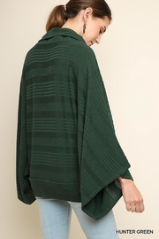 Umgee USA Hunter Green Sweater - Front full body