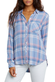 Rails Hunter Harbor Pink Plaid - Product Mini Image