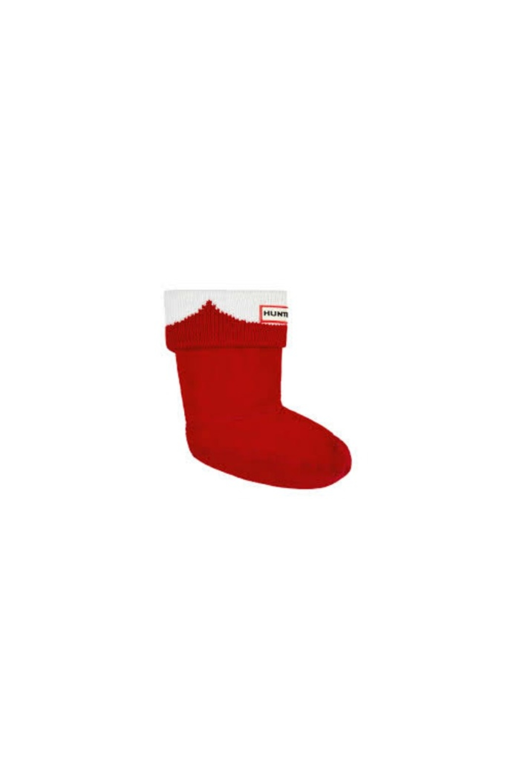 Hunter Boots HUNTER KIDS BOOT SOCK - Front Cropped Image