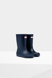 Hunter Boots HUNTER KIDS FIRST CLASSIC - Front full body