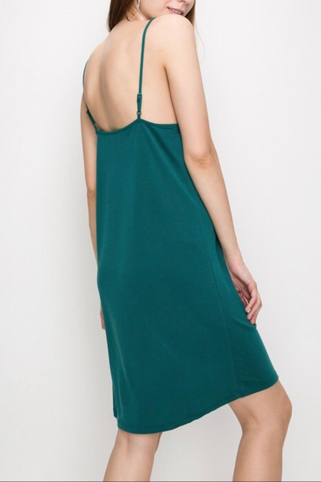 Favlux Hunter Midi Dress - Side Cropped Image
