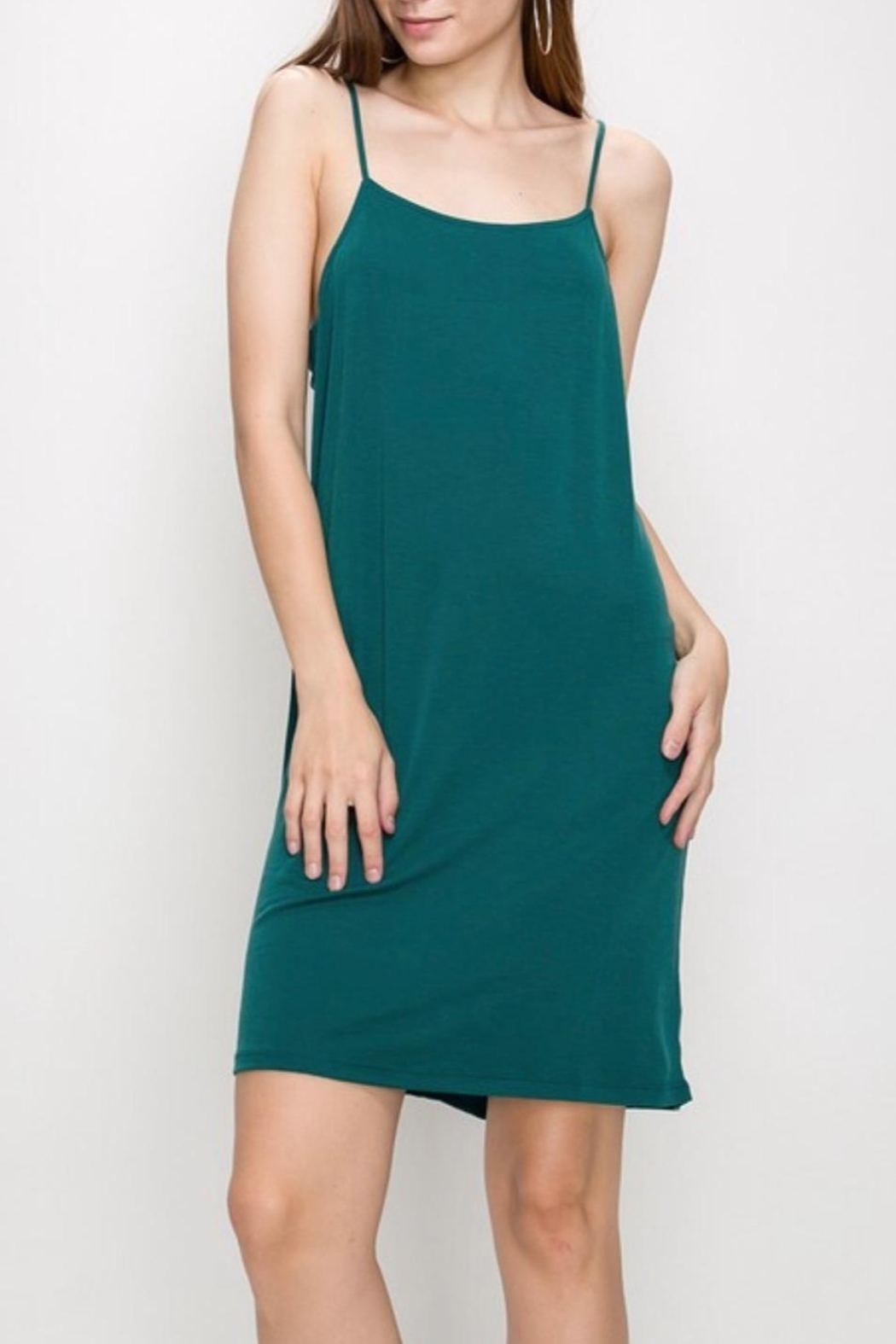 Favlux Hunter Midi Dress - Front Full Image