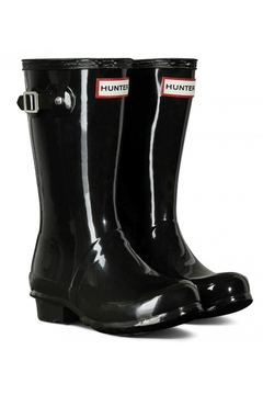 Shoptiques Product: HUNTER ORIGINAL KIDS GLOSS RAINBOOTS