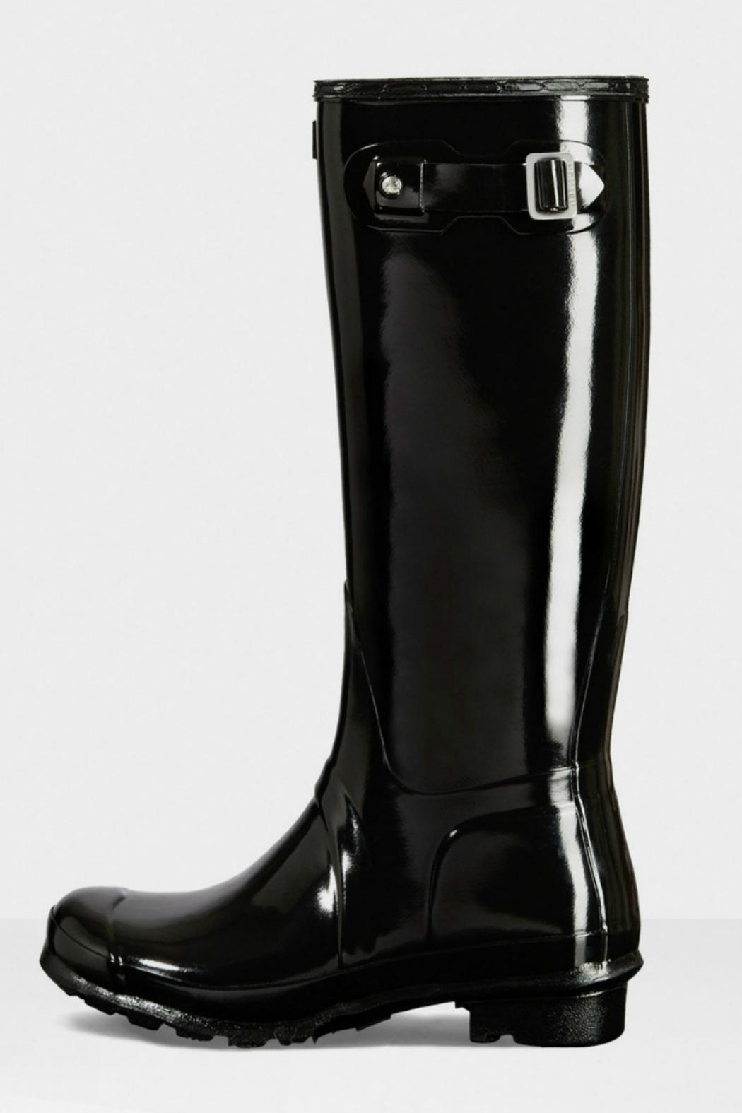 Hunter Tall Gloss Rainboot - Main Image
