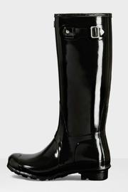 Hunter Tall Gloss Rainboot - Back cropped