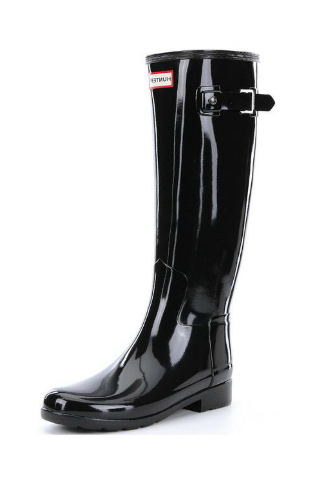 Hunter Refined Gloss Rainboots From New Hampshire By Stiletto Shoes  Shoptiques