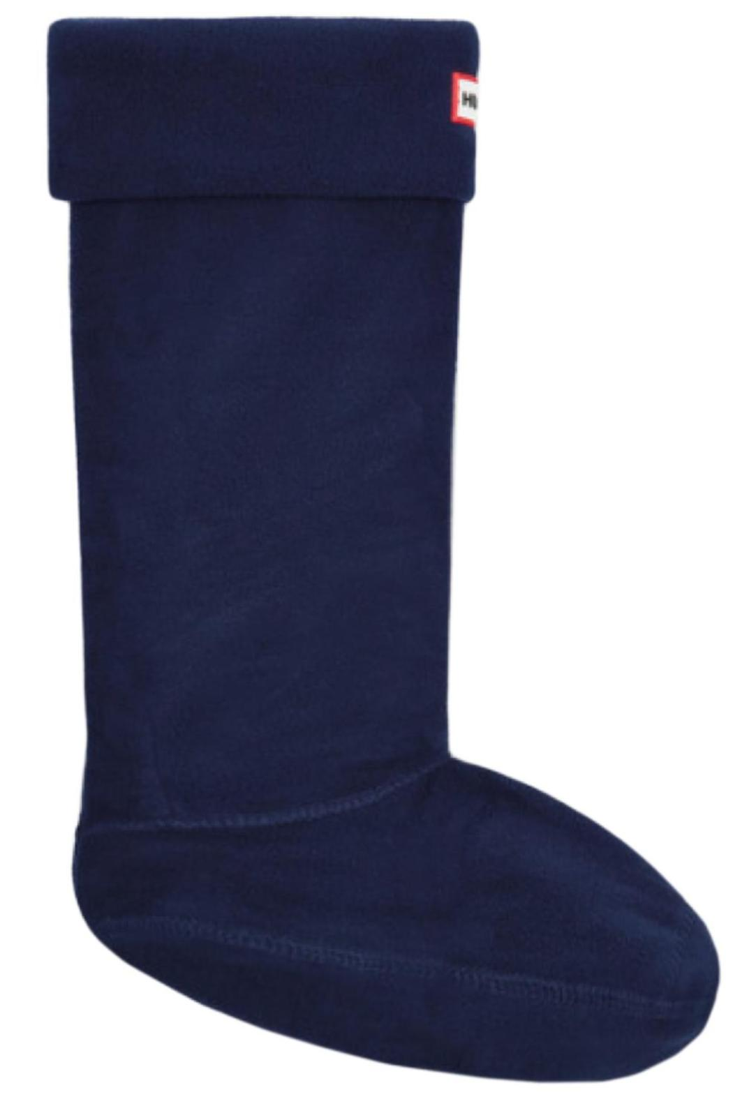 Hunter Fleece Boot Sock - Front Full Image